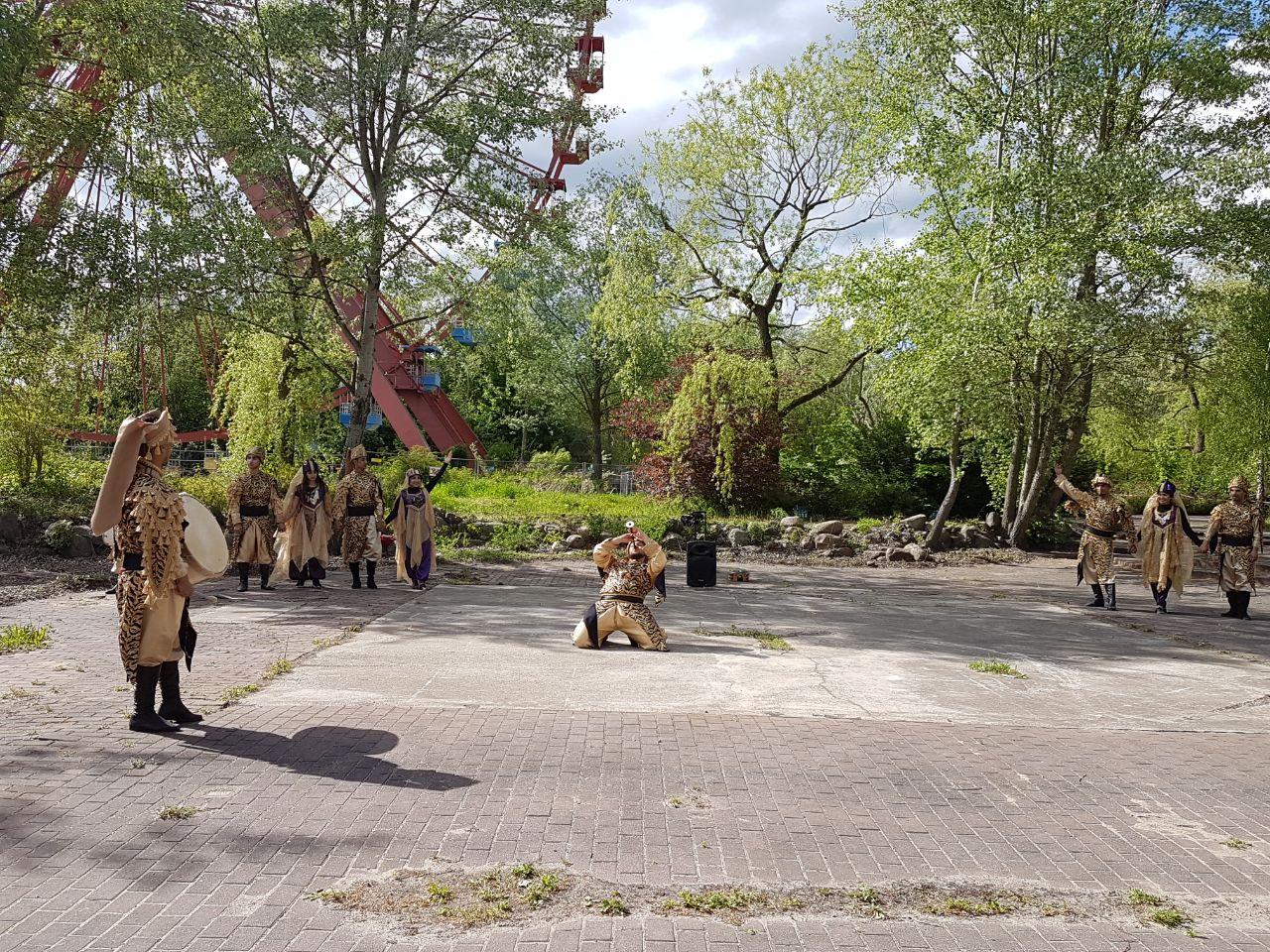 Tanzgruppe Gafrana