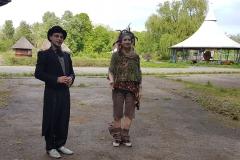 Rabe & kleine Hexe (Ilja Pletner & Sabine Liebisch)